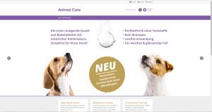 Animal Care Webshop 01